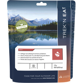 Trek'n Eat Outdoor Meal Meat 160g Hearty Potato Stew with Beef and Beans